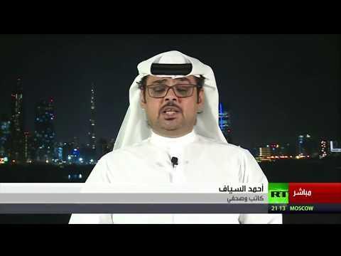 Live Broadcast from Our Media Studio, Dubai- Mr.Ahmad Alssayaf For RT Arabic-13/09/2017