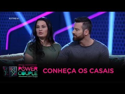 Saiba Quem São Os Primeiros Casais Participantes Do Power Couple Brasil