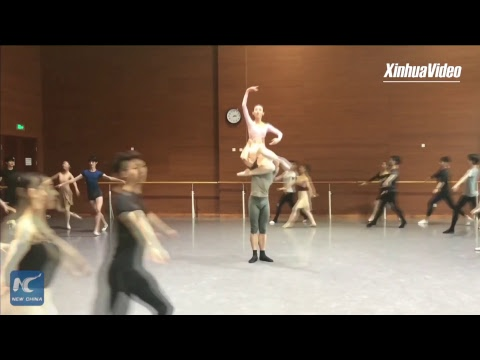 How are China's top ballet dancers made