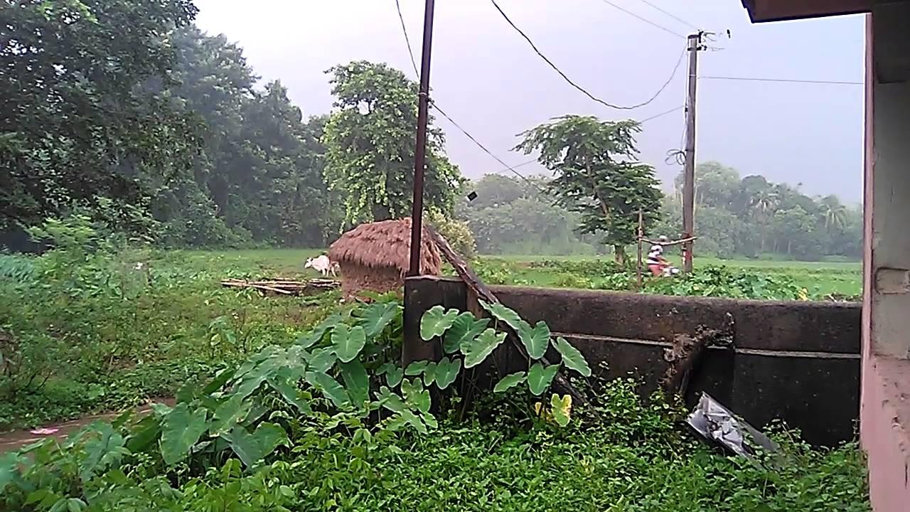 rainy season in india