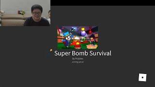 Survie Super Bomb - Permet de jouer Roblox
