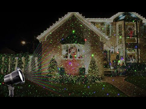 best white 1byone - Christmas Led Projector