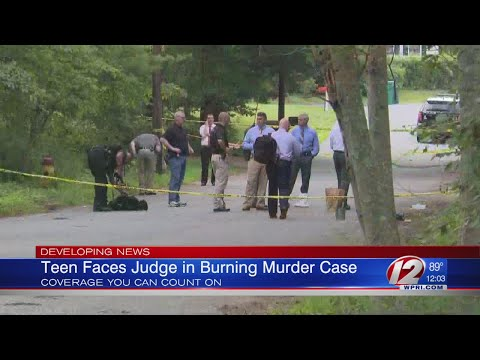 Teenager charged with murder in case of burned Attelboro body
