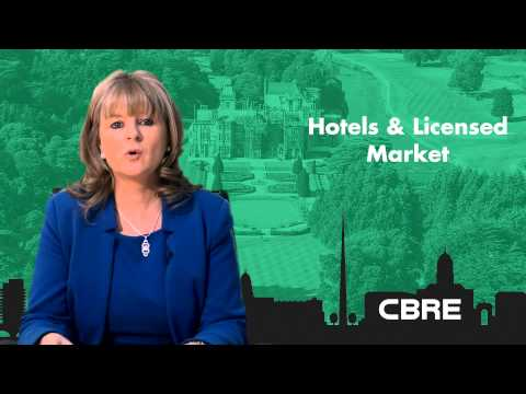 CBRE Ireland Outlook 2015 Hotels & Licensed Sector