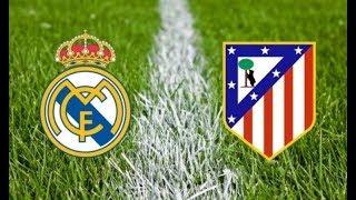 Реал мадрид -Атлетико Мадрид