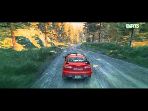 DiRT 3 Gameplay Finland HD