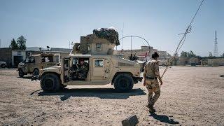 أخبار عربية - القوات العراقية تتقدم باتجاه مركز الساحل الأيسر للموصل