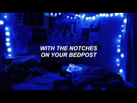 All Time Low - Dark Side Of Your Room (Lyrics)