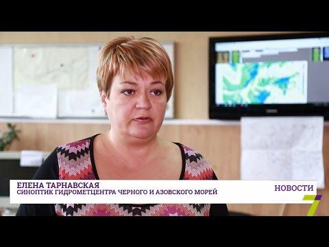 Завтра в Одессе разбушуется стихия