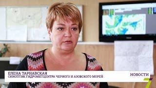 видео Одесская погода за полторы минуты
