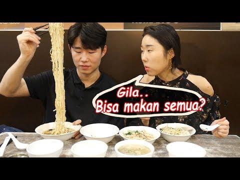 Orang Korea ini balik ke Indonesia karena kangen mie ayam..?!