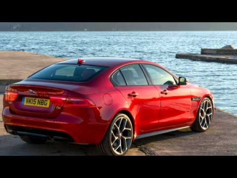 Jaguar XE S 2017 Car Review