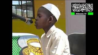 Mashindano ya Quran Tukufu iliyofanyika Mwanza Tz 2009. By Ahmed Ahlusuna Tv..