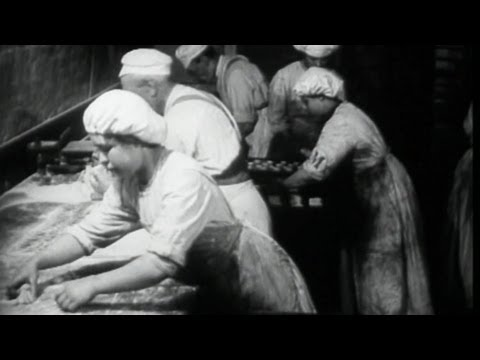 A Visit to Peek Frean and Co.'s Biscuit Works (1906) - extract