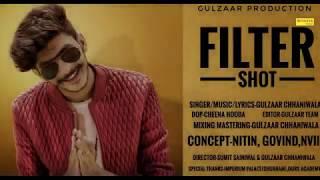 Gulzaar chhaniwala filter shot official latest haryanvi songs haryanavi 2018 sonotek