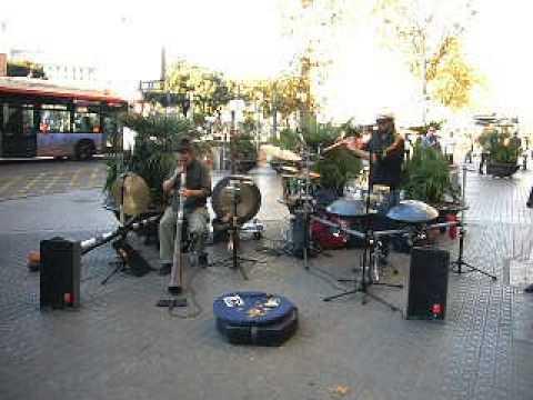 Minimal Acoustic Band - Plaza Cataluña #1