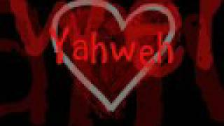 U2- Yahweh - With Lyrics!