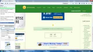 Новинка Биткоин кран Plinkofaucet Заработок биткоинов на биткоин сайте Скрипт