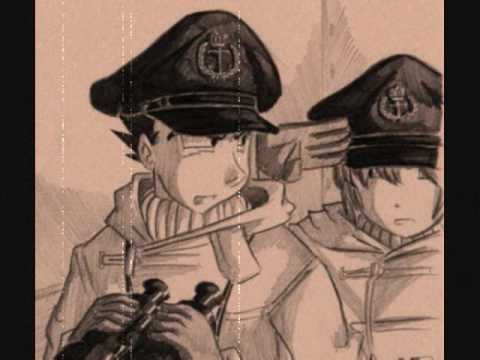 Anime Boys' Tribute_Sink the Bismarck