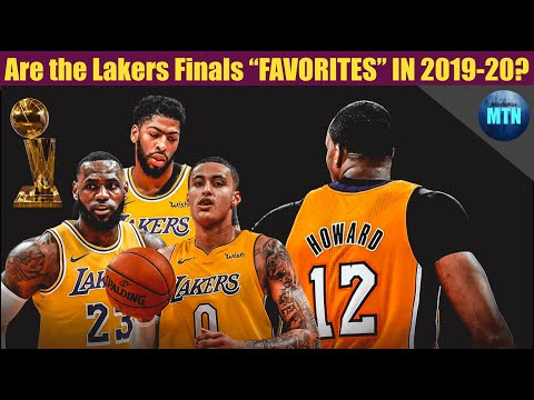 Are The Lakers NBA Finals