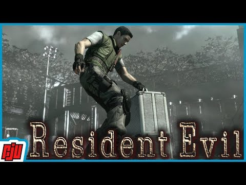 Resident Evil Part 12 (Ending) | PC Horror Game Walkthrough | HD Remastered Gameplay