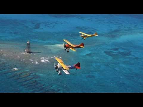 Conch Republic Air Force Biplane Rides - Key West