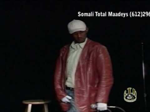 Download Somali Comedy Abdihakin Br Sheekoy Ku Nacay Stage#10 Part 1