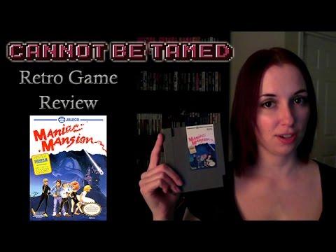 Maniac Mansion (NES) - Retro Gaming Review