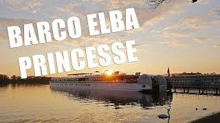 Barco Fluvial Elbe Princesse - Categoría 5 anclas | Crucero Fluvial - mCF |