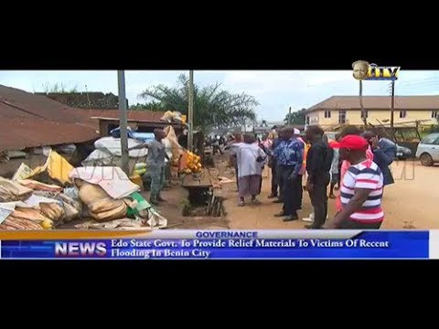 EDSG to provide relief materials to victims of recent flooding in Benin