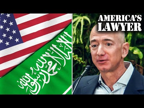 Saudi Arabia Hit With Lawsuit For Role In 9/11 Attacks & Bezos Claims Unfair Bias By Government