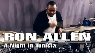 Ron Allen - A Night In Tunisia | Chaka Khan