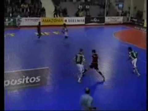 Futsal :: Sporting - 10 x Ereira - 1 de 2007/2008 3Elim Taça de Portugal