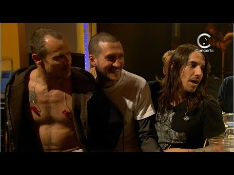 Red Hot Chili Peppers  Interview 2006 (Later show)