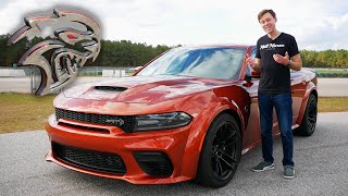 Review: 2021 Dodge Charger Hellcat Redeye - Hilarious Excess