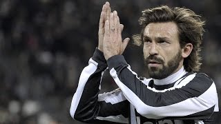 Goals Andrea Pirlo from Free Kick