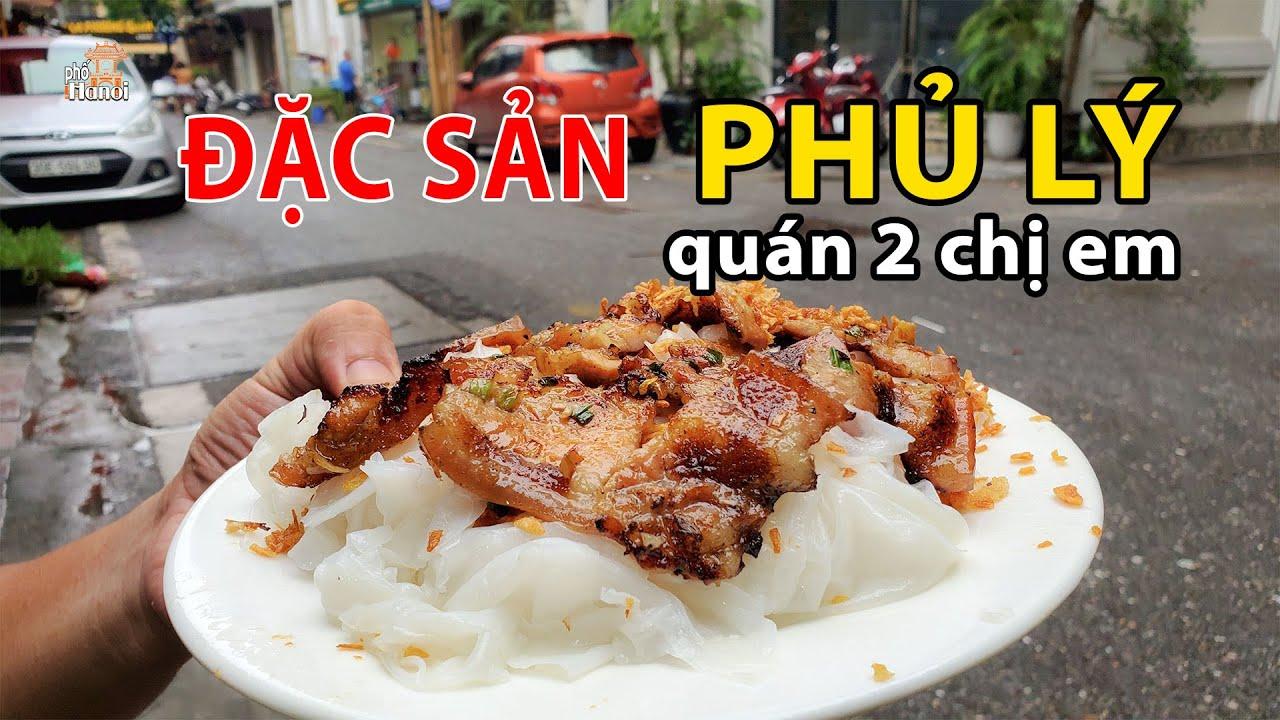 Hai chị em phố cổ vì sao chọn bán Bánh Cuốn Phủ Lý ở Hà Nội #hnp