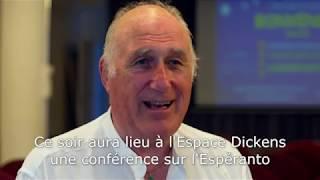 Les enjeux de l'Espéranto   François Randin   Espace Dickens