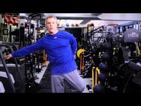 Basic Stretches by Gunnar Peterson