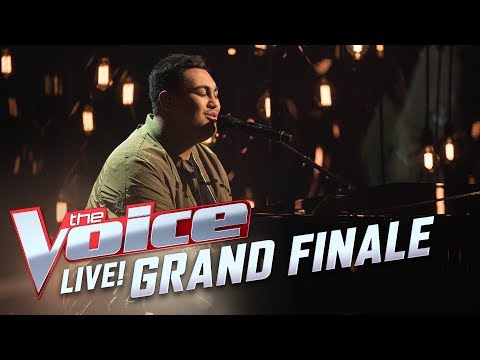 Hoseah Partsch - 'All of Me' | The Voice Australia 2017