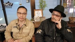 池畑潤二&中村達也さんからTheピーズ30周年へコメントいただきました.