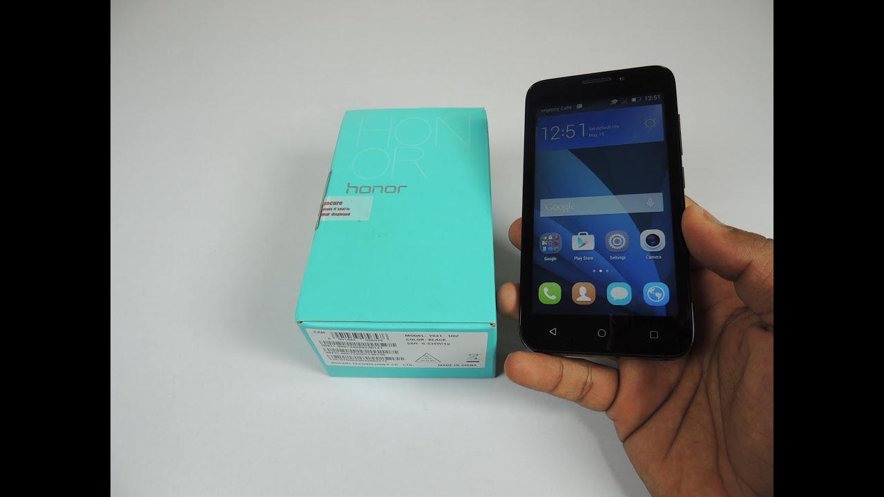 Обзор смартфона Huawei Y5 II - бюджетнее некуда. - YouTube