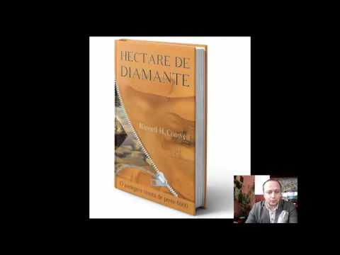 Hectare de Diamante  Russell H. Conwell - review Entrepreneurs in Romania