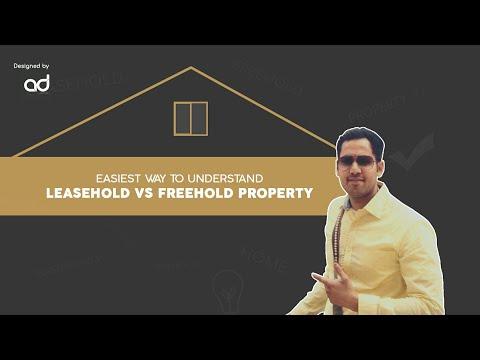 Leasehold vs Freehold Property | Freehold vs Leasehold ( सबसे आसान भाषा में )
