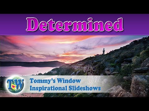 9235d8594dc5 Determined - Tommy s Window Inspirational Slideshow - YouTube