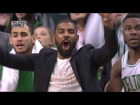 Marcus Morris Hits the Game-Winner   Thunder vs Celtics   March 20, 2018   2017-18 NBA Season
