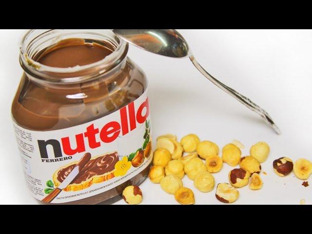 Как приготовить НУТЕЛЛУ дома | How to make Nutella