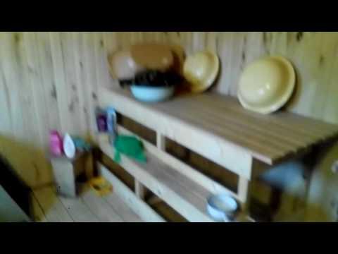 Каркасная баня 6 на 3 метра своими руками (4 часть)
