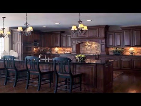 Backsplash Ideas For Dark Cabinets And Light Countertops Nice Ideas