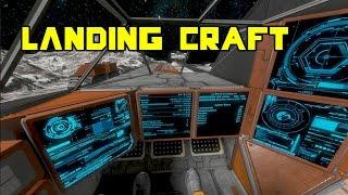 Space Engineers - Troop Landing & Support Craft